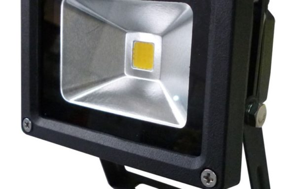 Prožektor LED 10W 4000K IP65 PIR