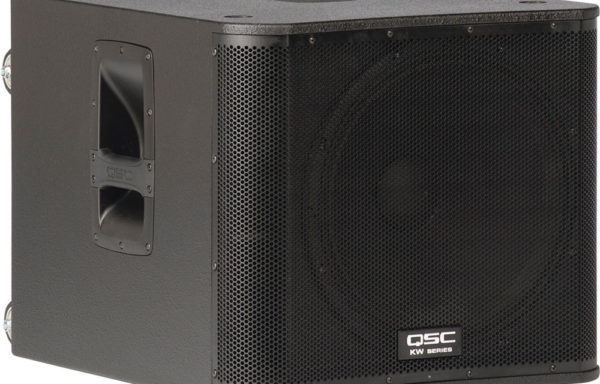 QSC KW181 basskõlar